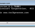 How to Change the Title Bar Caption of the Command Prompt