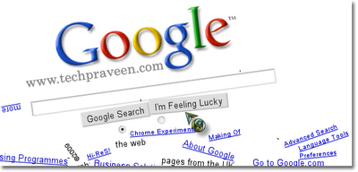 Google looses its Gravity Google Trick Techpraveencom  - Google looses its Gravity