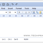 Texter – Alternative To WordPad