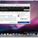 How to Take Screenshot in Mac OS X 10.5 & 10.6?