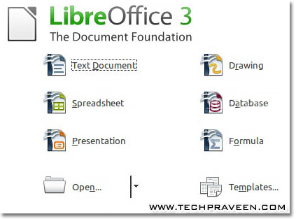 openoffice 3.3 logo. LibreOffice 3.3 – Best