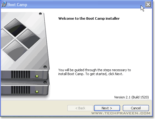 Boot Camp Drivers Installation Dialog Box How to Install Windows on Your Mac using Boot Camp