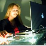 Stupid Geek Tricks: How to Turn off Apple light on Back of Display?