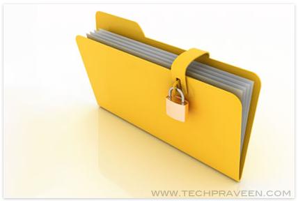 Creating A User Locked Folder In Windows 7