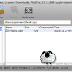 How To Extract .Zip and .RAR Files on Mac OS X?