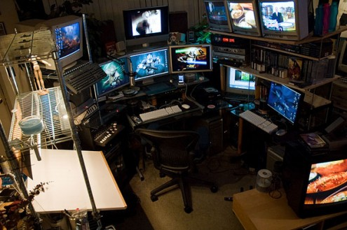 25 impressive workstation and workspace setups for geeks