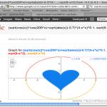 Draw Heart Shape in Google – Search Engine Fun