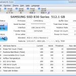 Get Hard Disk Information with CrystalDiskInfo