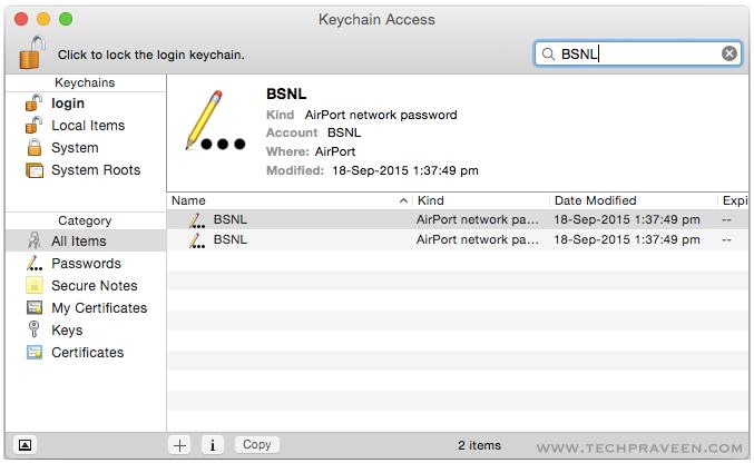 Change BSNL Wifi Password