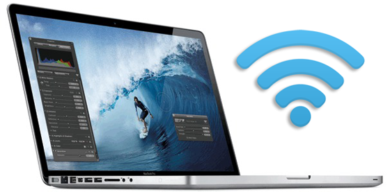 how to permanently delete wifi in mac os