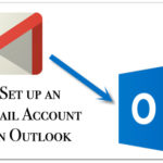 How to Set up an Gmail account in Outlook 2016 for Mac